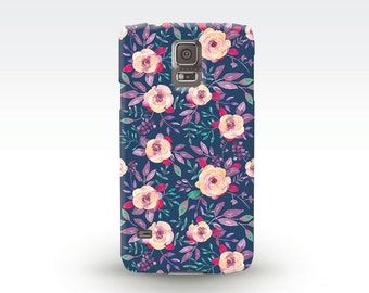 Yellow roses phone case, Dark pastel phone case for Samsung Galaxy phone, iPhone 7 case, Galaxy S7 case, iPhone 6 case floral SOBESTCASE
