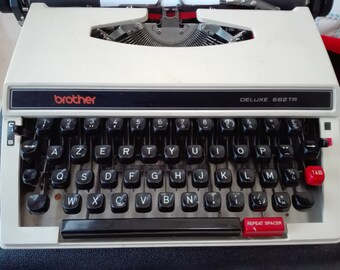 Brother deluxe 662TR