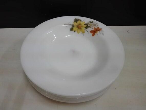 JAJ autumn glory soup plates