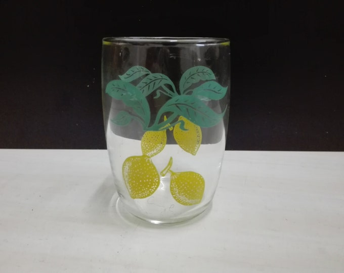Fruit Glas, lemon (multiple available)
