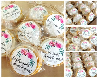 SALE // Handmade Soap Bridal Shower Favours / Made in Mudgee / Soaps / Natural / Hens Party / Wedding Favours / Bridal Shower / Favours