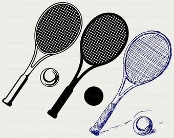 Tennis svg,tennis racket clipart,tennis svg,tennis silhouette,tennis ball cricut,tennis cut files,clip art,digital download designs,svg,dxf