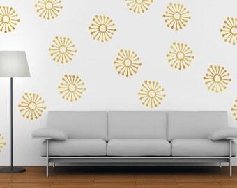 Dandelion Wall Decal   Dandelion Wall Decor   Vinyl Wall Decal   Dandelion    DandelionDecals   Part 78
