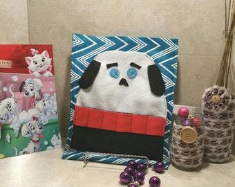 Kids Gift Idea Travel Bag Christmas Coloring Book Holder Crayon