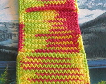 Hand crochet swiffer mop cover SMCS009