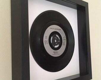 "The Stone Roses ""One Love"" - Framed Vinyl Record"
