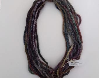 Single Crocheted Scarf