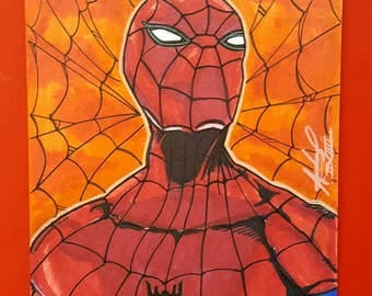 Marvel Spider-Man art