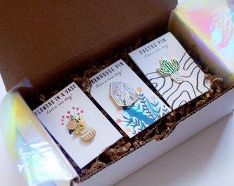 Pin Gift Box