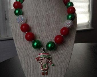 Christmas Elf Necklace