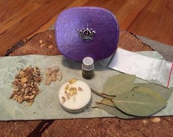 Crown of Success- Mini Spell Kit