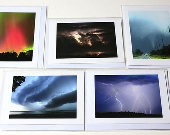 Wild Skies Note Card Collection