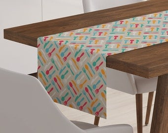 Dining Table Runner | Dining Décor | Dining Table Topper | Dining Table Linen | Dining Linen | Dining Table Décor | Dining Runner