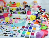 Littlest Pet Shop Accessories Lot Custom LPS Cloths Random Grab Bag (Pets NOT Included) Original LPS Accessories Included *New Items Added*