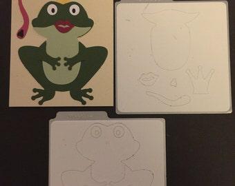 Quickutz 4x4 Frog 2 Die Set