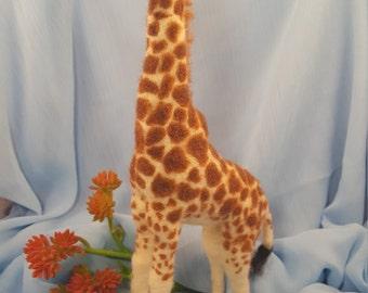 Twiggy the Giraffe
