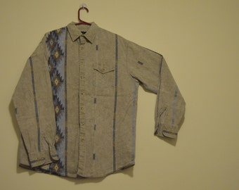 vintage High Noon western shirt