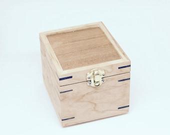Wooden Wrist Watch Case