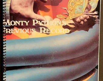 """Monty Python notebook (8.5"""" x 11"""")"""