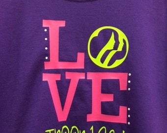 Love Girl Scout Shirt