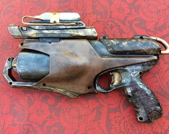 Steampunk Nerf Gun, Cosplay Pistol