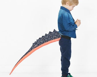 Godzilla Tail I - for any occasion, for todlers, kids and adults, X-mas gift