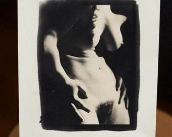 Nude Palladium Print: Queen Jane No. 2692
