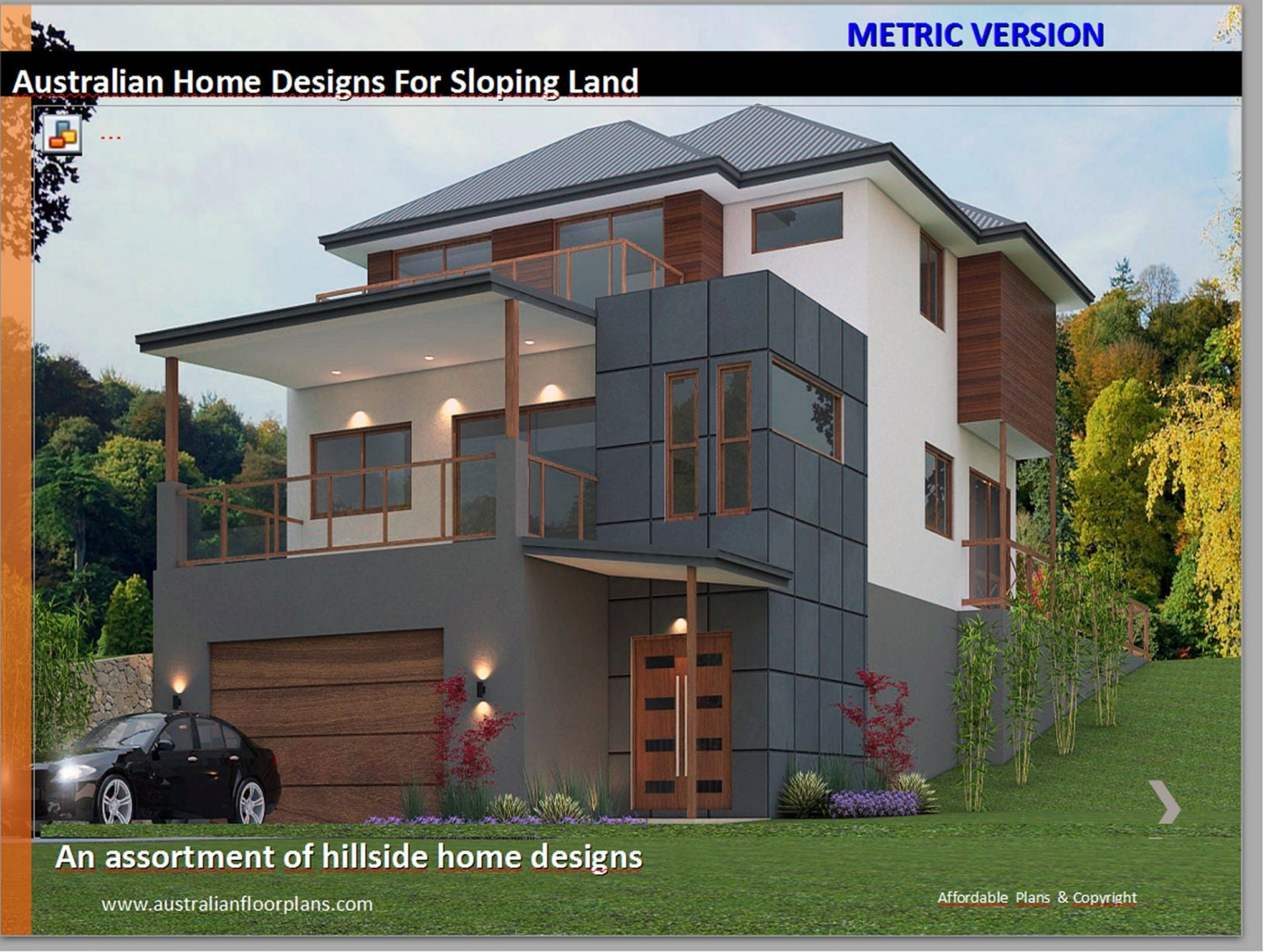 hillside house plans hillside house floor plans for sloping land over 50 homes 7689