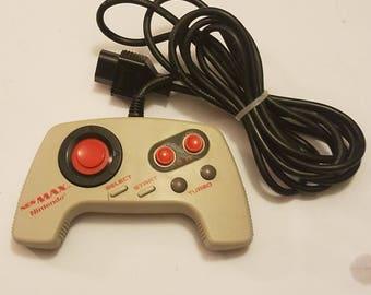 Original Nintendo NES Max Controller (NES-027) (RARE)