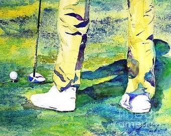 Golf series - High hopes