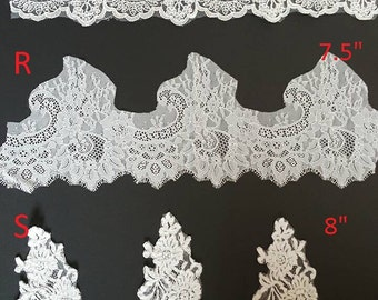 Customize Your Veil at UnderHerVeil/Lace collection