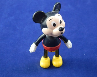 Vintage Disney Knickerbocker Mickey Mouse