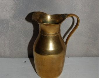 Small copper jug