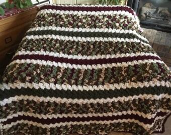 Afghan, Blanket, Throw