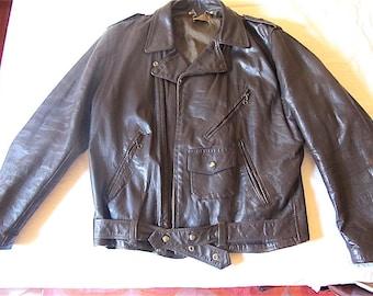 1950s Biker Jacket