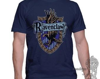 Ravencl #2 Crest on MEN tee
