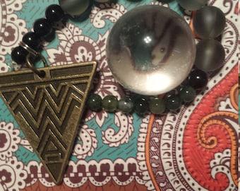 Highest potential, prayer beads, precious stones, healing stones