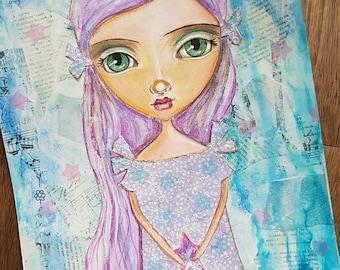 Whimsical Girl