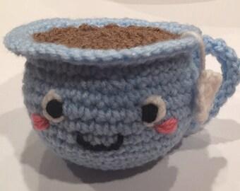 Cuddly Tea Cup