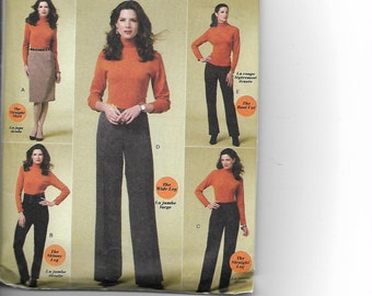 Butterick Fast & Easy B5391