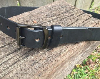 Heavy duty gun belt