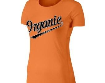 """Women's """"Organic"""" Tee"""