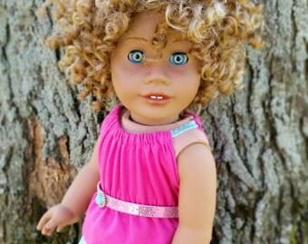 OOAK Custom American Girl Doll Cora