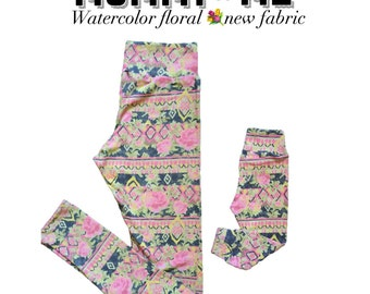 SALE SALE Mommy and me leggings. Leggings or harems  all sizes Choose size and fabric.