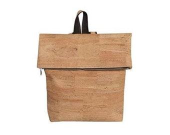 Backpack back pack backpack Cork Cork bag natural sustainable vegan