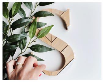 Wooden Letter, Wooden Letters, Wooden Letters for Nursery, Wooden Wall Letter, Wood Letter, Wooden Letter For Wall, Wall Letter,Wood Letters