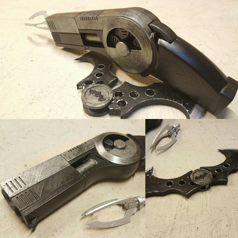 how to create a grapple gun