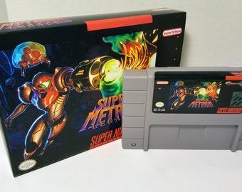 Super Metroid: Legacy - English SNES NTSC sm Hack