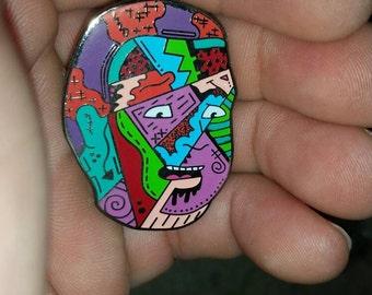 Abstract Bobby (KOH pin)
