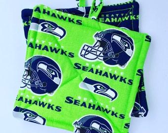Seahawks hot pad